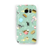 Cats Baking Cakes and other Sweets Samsung Galaxy Case/Skin