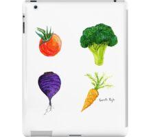 Mixed Veg iPad Case/Skin
