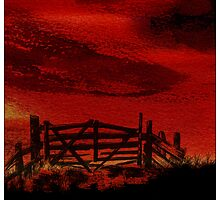Red Gate by Ron C. Moss
