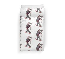 dance of the dead  Duvet Cover