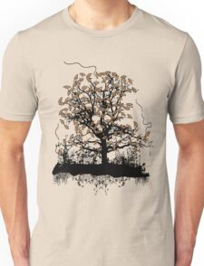 The Monarch Tree Unisex T-Shirt