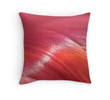 Red Carpet Throw Pillow
