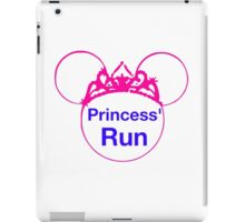 Princess Run iPad Case/Skin