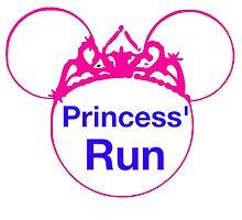 Princess Run by kritter80