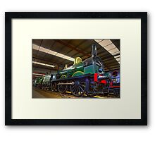Big Boys' Toys ~ No 3 Framed Print