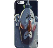 Gravity Falls Crying Clown Portrait Replica iPhone Case/Skin