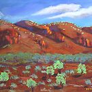 West of Mt Isa #4 by Virginia McGowan