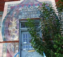 THE COMMUNITY ARTISTS COLLECTIVE by artist4peace