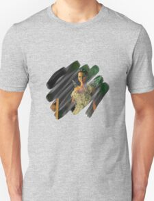 Katniss Everdeen Scribble T-Shirt
