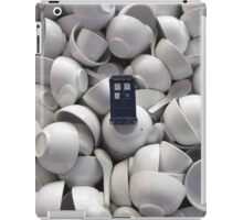 Bowl of TARDIS iPad Case/Skin
