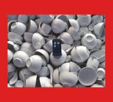 Bowl of TARDIS Kids Clothes