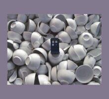 Bowl of TARDIS Kids Tee