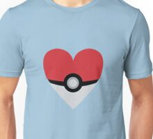 caught my heart 2 Unisex T-Shirt