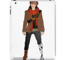 Modern Hiccup iPad Case/Skin