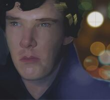 Sherlock by partsypants