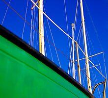 My little boat by Rosina  Lamberti