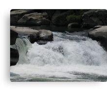 valley falls ,  Canvas Print