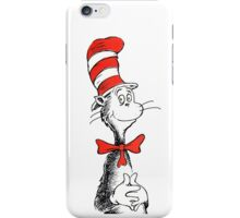 Cat in the Hat - Iphone 6 Case iPhone Case/Skin