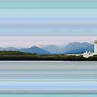 Lismore Lighthouse, Isle of Mull by bluefinart
