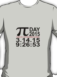 Pi Day 2015 Tee '.png T-Shirt