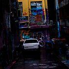 Hosier Lane by A boy called Star