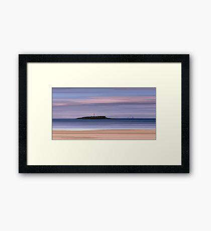 Kildonan Beach Dawn, Isle of Arran Framed Print