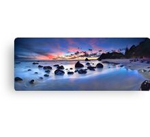Newdicks Dawn Break Canvas Print