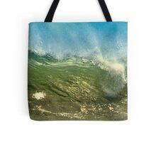 Wave Mist Tote Bag