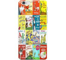 Dr. Suess Books - Iphone 6 Case iPhone Case/Skin