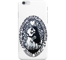 Life Is So Much Merrier When You Love A Bull Terrier iPhone Case/Skin