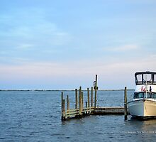 Moriches Yacht Club Marina Detail | Center Moriches, New York by © Sophie W. Smith