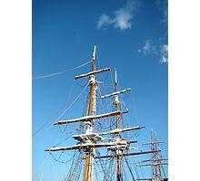 Tall Ships Tasmania Photographic Print