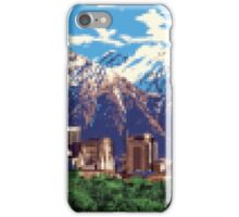 Iconic Salt Lake City iPhone Case/Skin