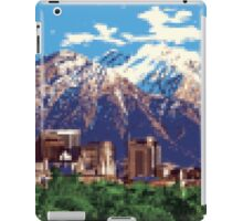 Iconic Salt Lake City iPad Case/Skin