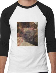Caska & Lulu Men's Baseball ¾ T-Shirt