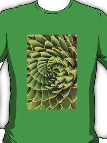 Spiral succulent T-Shirt