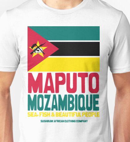 Maputo, Mozambique, Represent Unisex T-Shirt