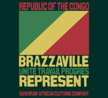 Brazzaville Congo represent by kaysha