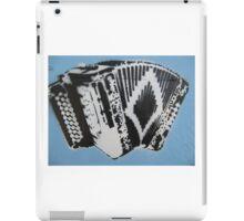 Graffiti Accordion iPad Case/Skin