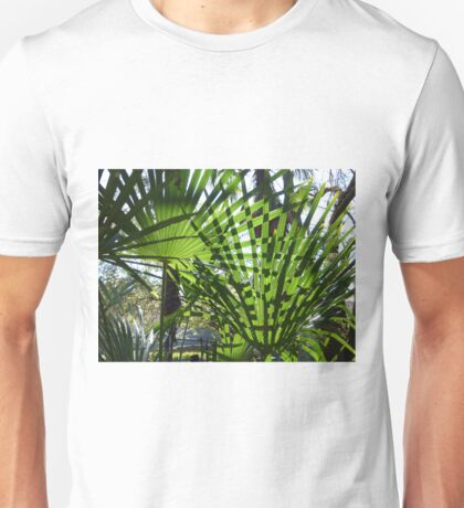 Palm Patterns Unisex T-Shirt