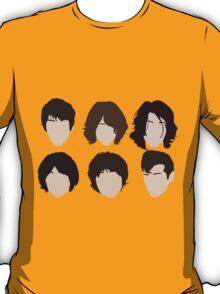 Alex Turner's hair evolution T-Shirt
