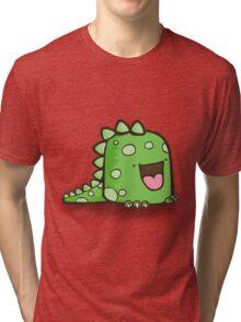 Dinocute Tri-blend T-Shirt