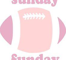 Sunday Funday - pink two tone by PayneMountain