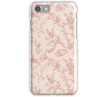 Vintage Floral Bird Design - Iphone 6 Case iPhone Case/Skin