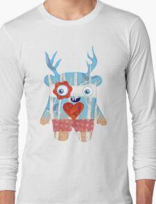 Forest Monster Long Sleeve T-Shirt