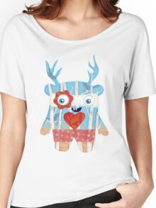 Forest Monster Women's Relaxed Fit T-Shirt