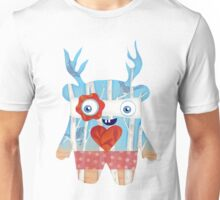 Forest Monster Unisex T-Shirt
