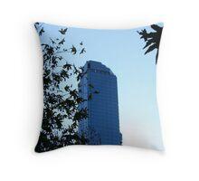 Rialto Tower Throw Pillow