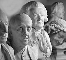 Busts by Bryan Peterson