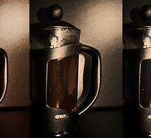 Cafetiere by Stephanie Hillson